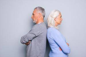 Issues to Be Aware of in a Grey Divorce