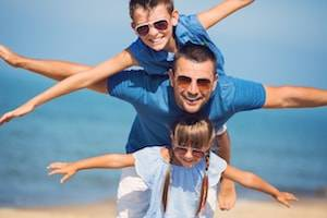 5 Tips For Co-Parenting During the Summer Months