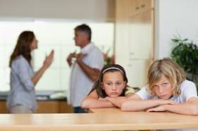 Children and Divorce: Reactions Differ By Age